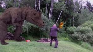 Hnusní dinosauři podruhé.