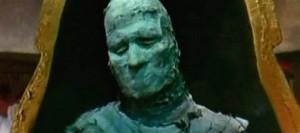Takzvaná modrá mumie.