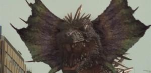 Jedno zlé monstrum.