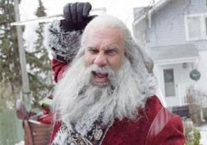 Santa bude hajzl.