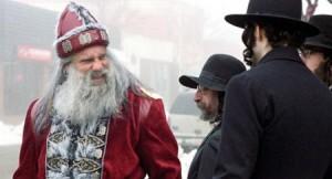 Postaví se Santa rabínům?