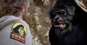 Zlá gorilka!