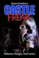 Plakát filmu Castle Freak.
