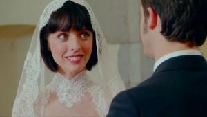 Štastná nevěsta.