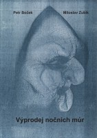 Obálky knihy Výprodej nočních můr.