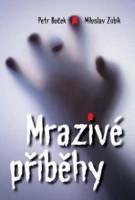 Obálka knihy Mrazivé příběhy.
