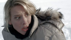 Co to její oči vidí v arktické oblasti?