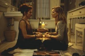A když ne svíčka, tak seance určitě.