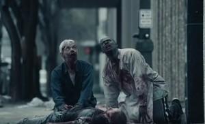 Zombie celkově spíše nic moc...