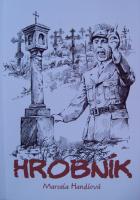 Obálka knihy Hrobník.