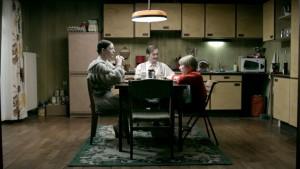 Celá rodinka.