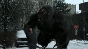 Tady je Bigfoot v celé své digitální kráse.