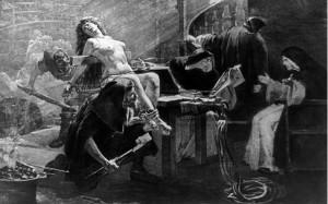Ženský klín je branou do pekel, hlásali inkvizitoři.