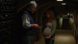 ...až jsem z toho otěhotněla.