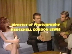 Kamerou se Herschell určitě podílel.