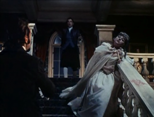 Drama na schodišti.
