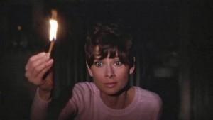 Úchvatná Audrey.
