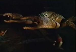 Jedna, dvě, krab už jde.