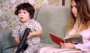 V Americe může mít zbraň každý.