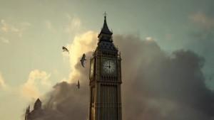 Londýn je v ohrožení.