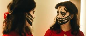 Maska na Den mrtvých dobrá.