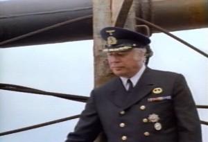 Kapitán se nové lodi ujal rád.