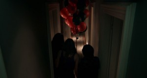 Balónky začínají být hodně děsivé.