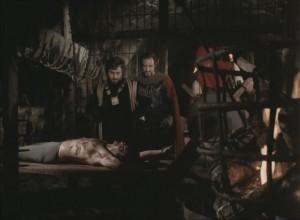 Trocha mučení.