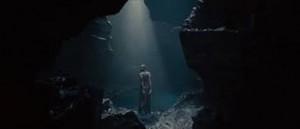 Vize o temné jeskyni.