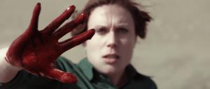 Pěkně krvavá ruka.
