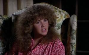 Linda Blair má super háro.