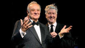Angelo Badalamenti a David Lynch