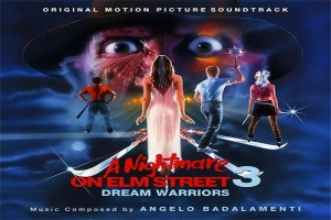 A Nightmare on Elm Street 3 OST