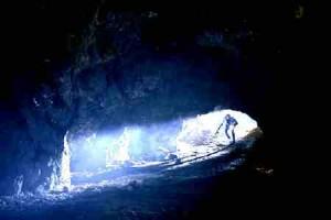 Copak to je v jeskyni?