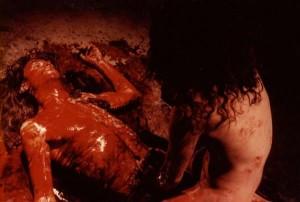 Krev a hnus.