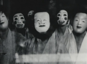Ty masky...