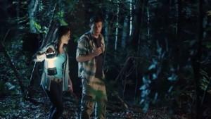 Ztratili se v lese?
