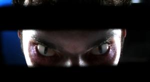 Divné oči...