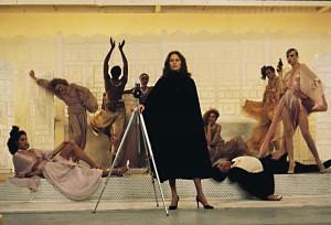 Laura Mars a její modelky