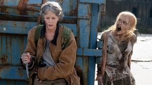 Carol je pořád v ohrožení.