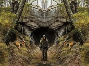 Jeskyně.