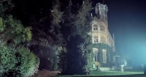 Strašidelný ten dům je.