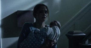 Ona se o dítě postará.