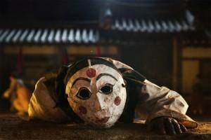 Povedená maska.